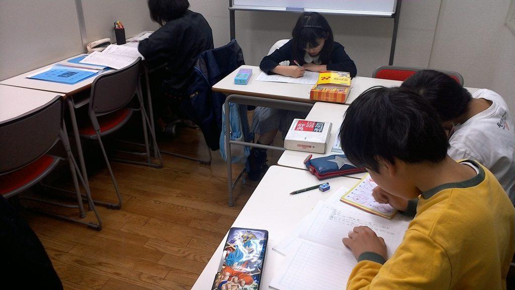 小学生 学校ドリル 学習会_0310_北小金