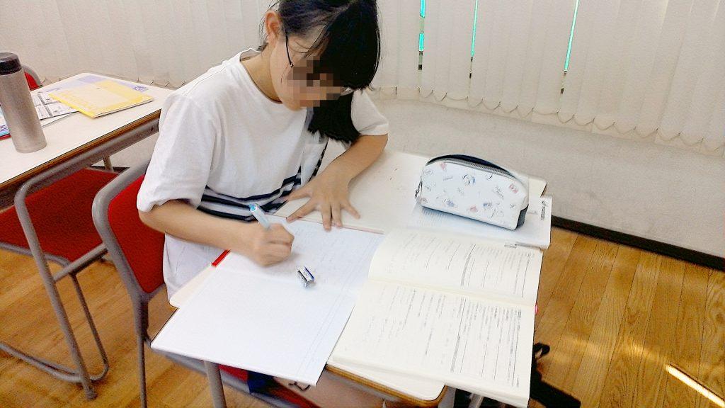 学校ワーク 学習会_0602 北小金教室_02