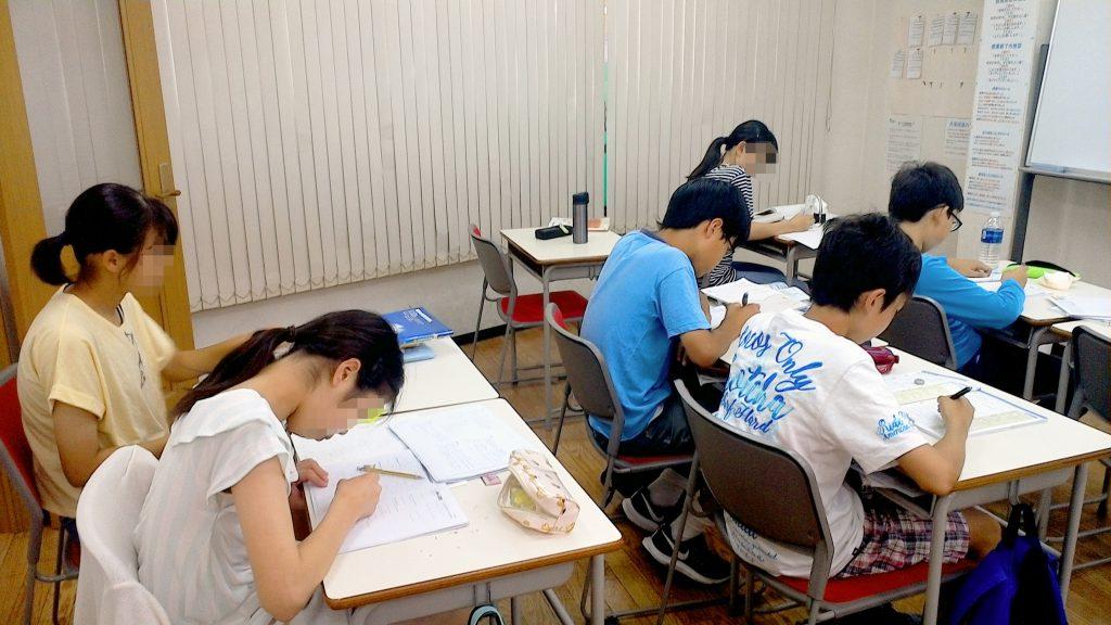 学校ワーク 学習会_0609 北小金教室_01