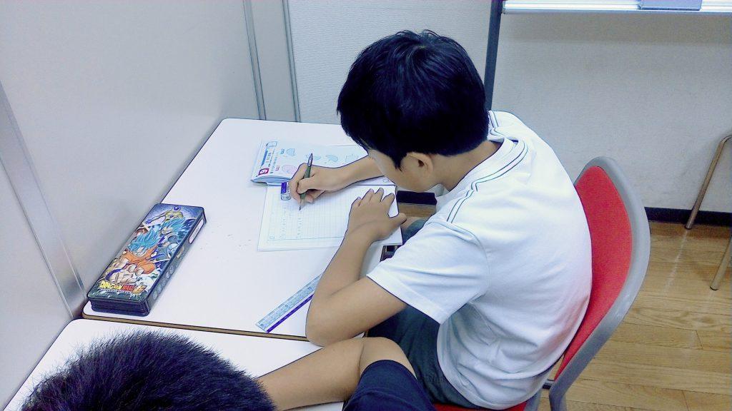 学校ドリル 学習会_0714 北小金教室_03