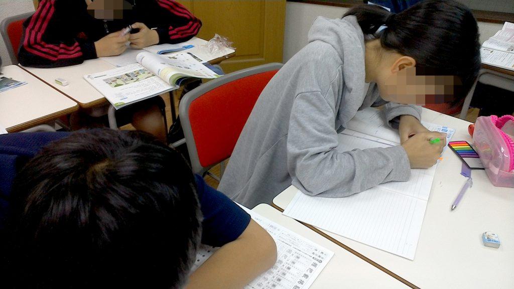 期末テスト 直前補講 北小金教室 190615_04