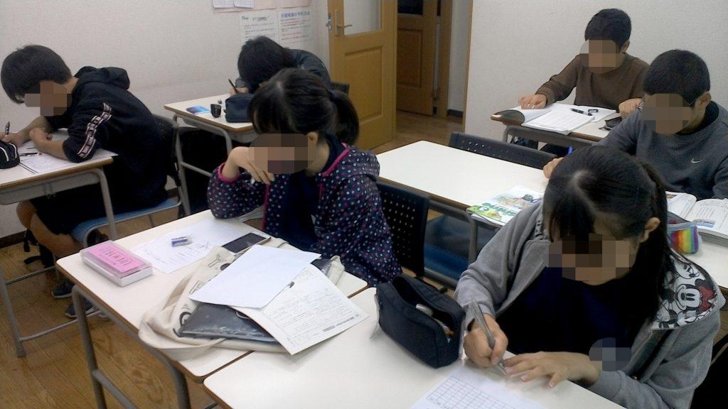 月曜補講 1028_北小金_02